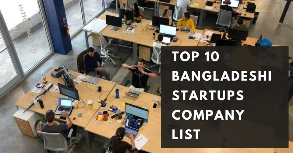 Bangladeshi Startup companies