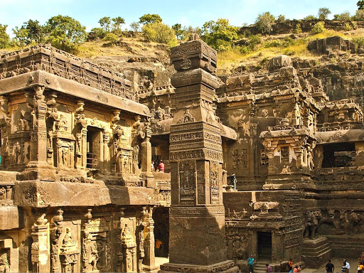 Ajanta and Ellora Caves, Aurangabad