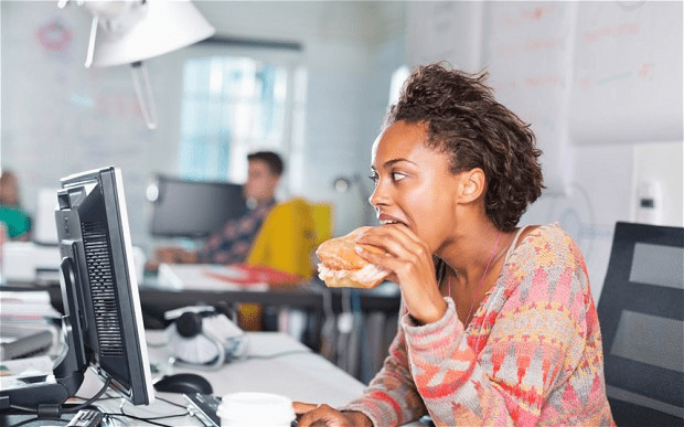 Don't Have Your Lunch At Your Desk