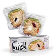 Cockroach Design Sandwich Bags