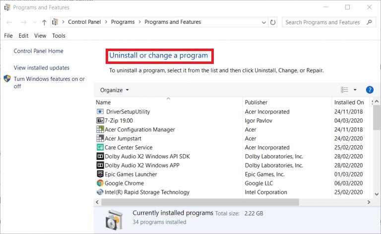 Outlook Error 0x80070021