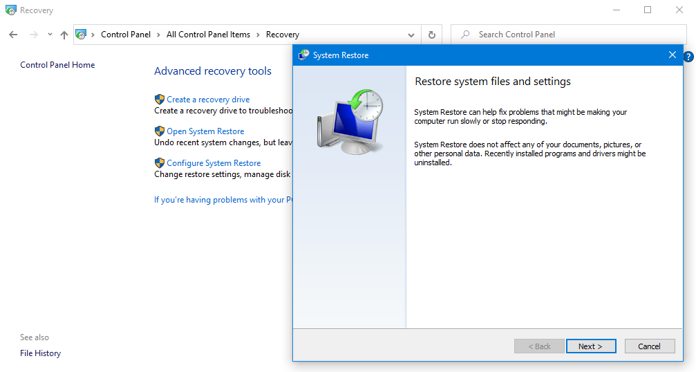Recover Files After Reinstalling Windows