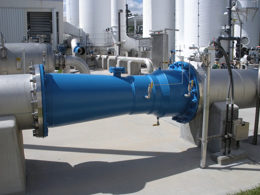 Venturi Flow Meters