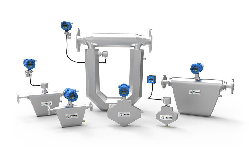 Coriolis Flow Sensors