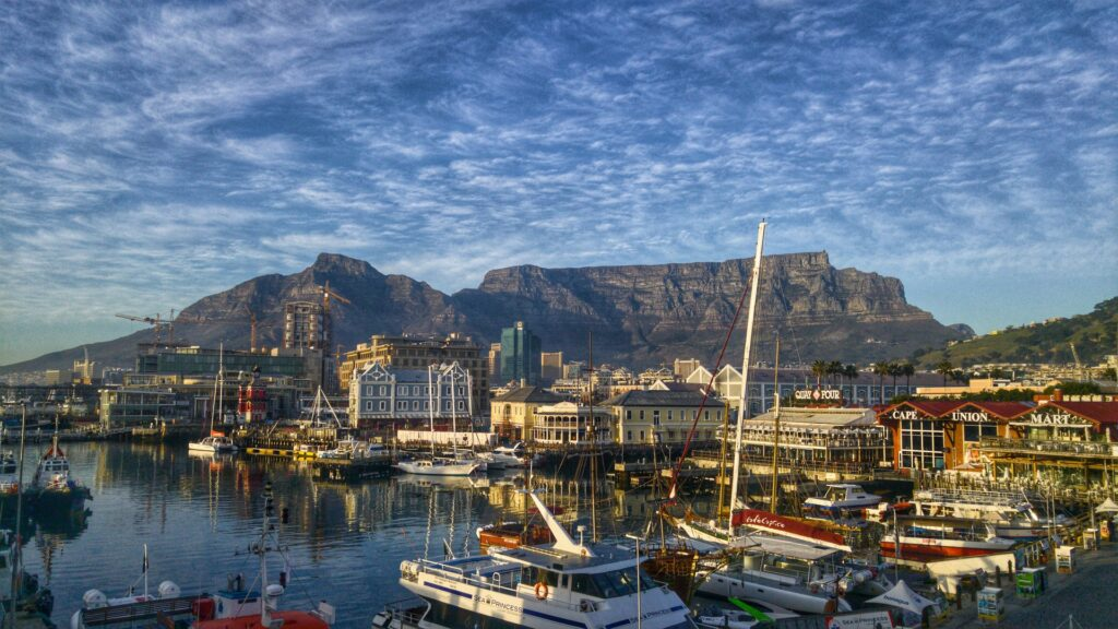 Cape Town: Table Mountain
