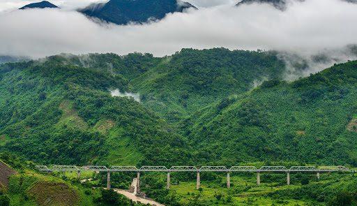 Assam's Haflong