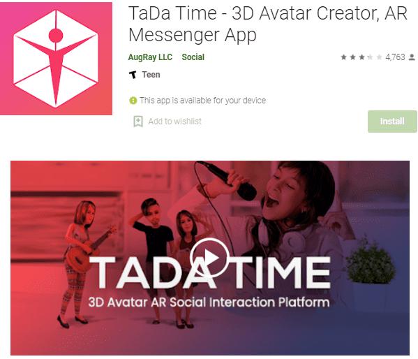 TaDa Time
